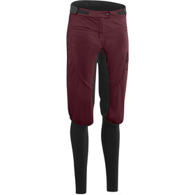 Gonso Bruna Active Double Pants Women winetasting